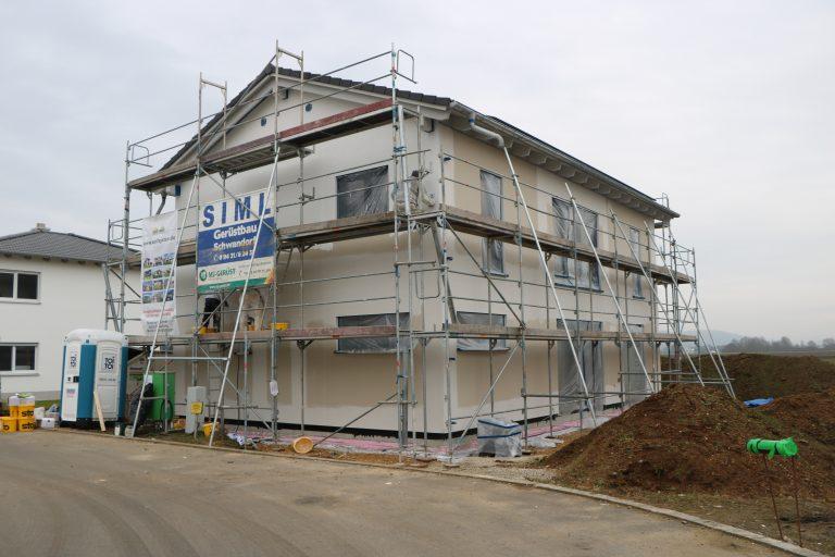 Baubegleitende Qualitätskontrolle in Barbing von 10.2020 bis 04.2021