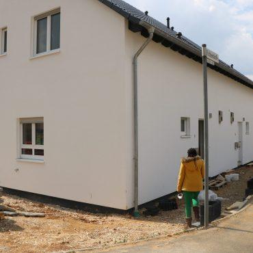 Schäden an Gebäuden in Parsberg, 03.2021